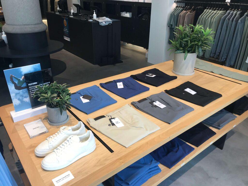 butik layout